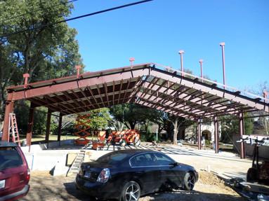 Ten Car Residential Garage