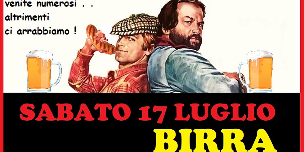 serata Bud Spencer & Terence Hill
