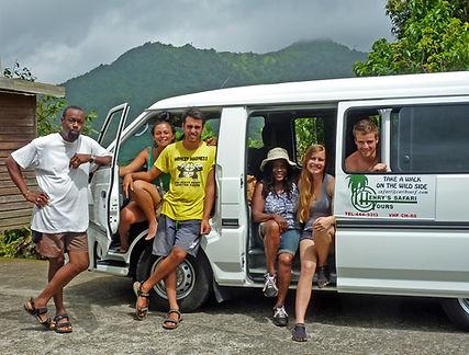 Sightseeing in Grenada