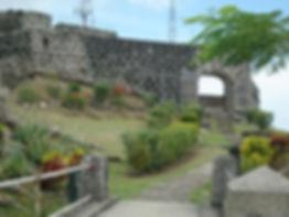 Fort Federick Grenada