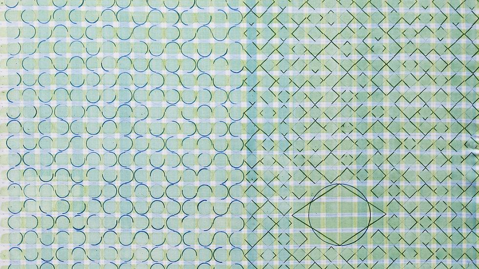 Sin título. Acrílico-lienzo (92x68 cm.)