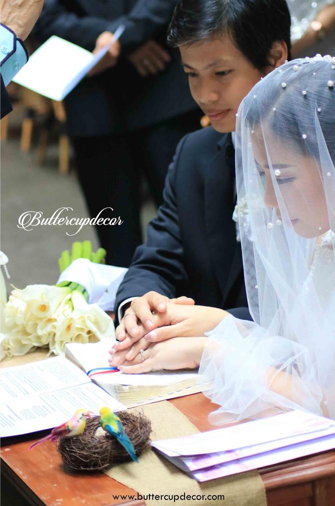 Yuyung Rivia's Wedding