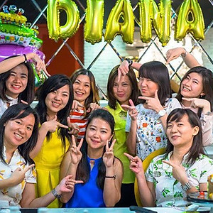 Diana's Birthday