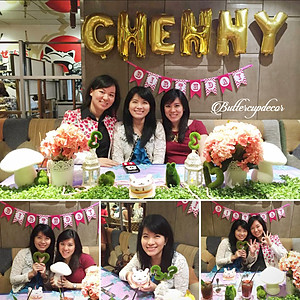 Chenny's birthday