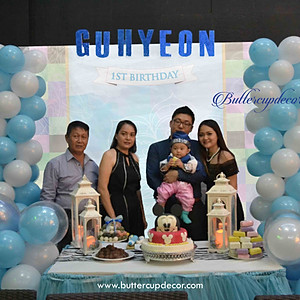 Guhyeon's 1st Birthday!