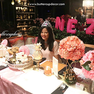 Inez's Bridal Shower