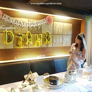 Diana's Bridal Shower!