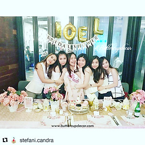 Icel bridal shower