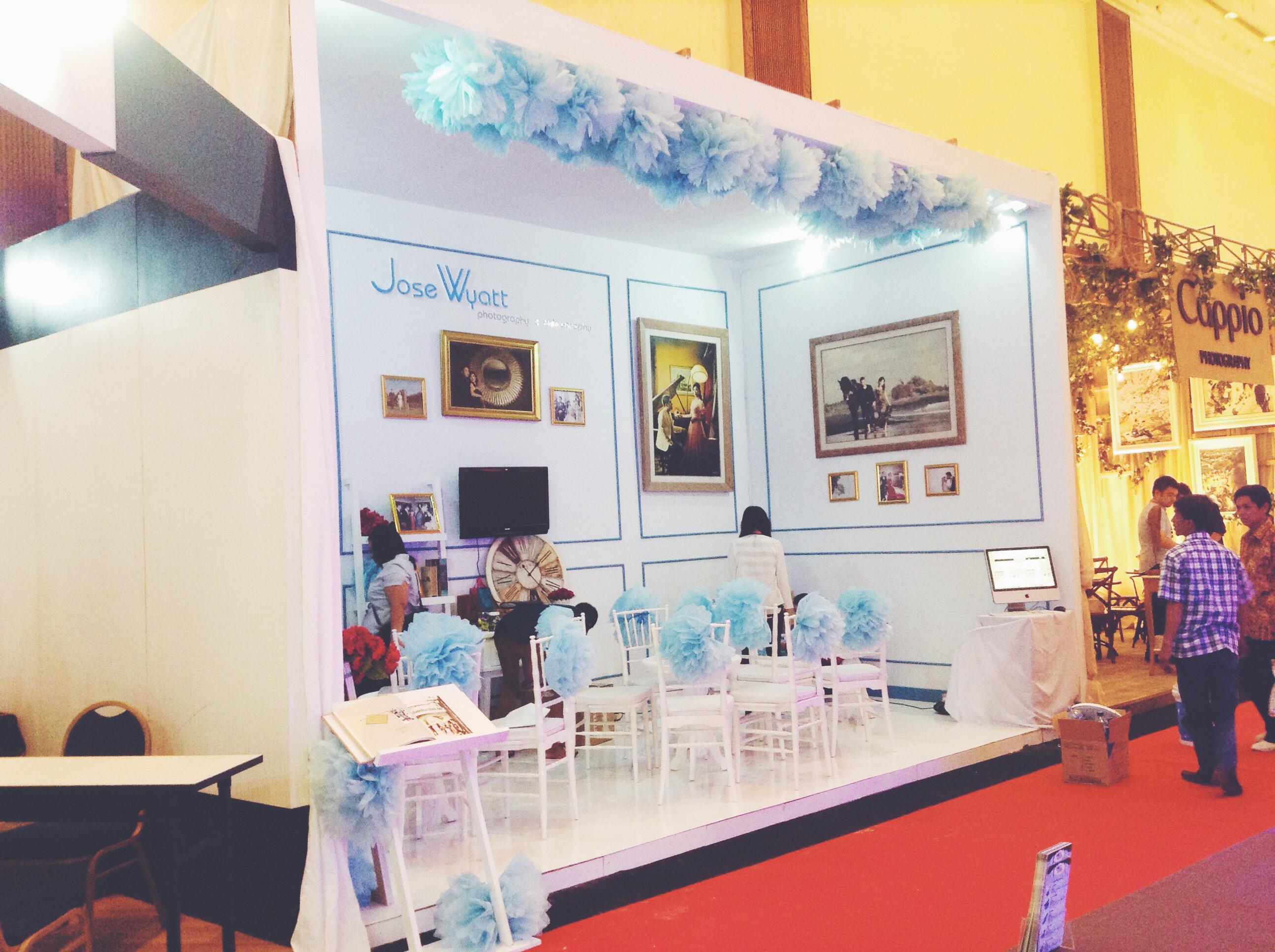 JCC Booth