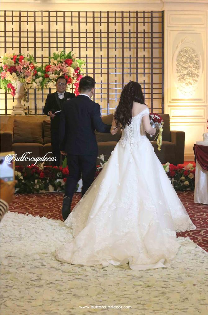 Indra Yesinta's Wedding