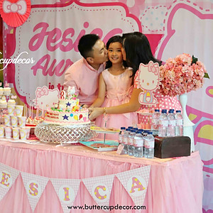 Jesica Aurelia's 8th Birthday