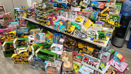2020 TOWWIDE FOOD & TOY DRIVE