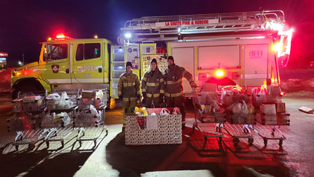 2020 TOWNWIDE FOOD & TOY DRIVE