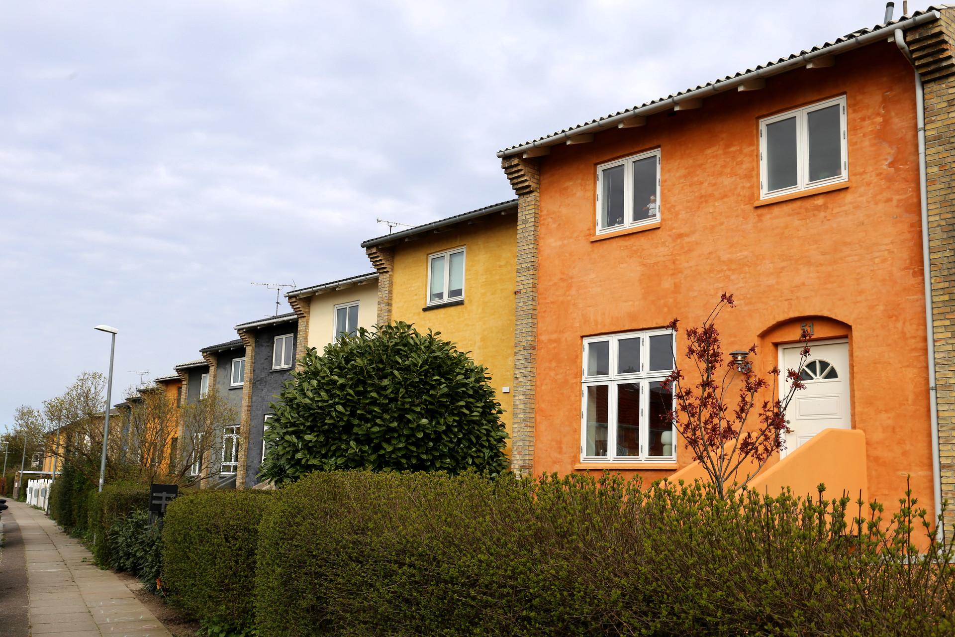 Rækkehuse i Tårnby