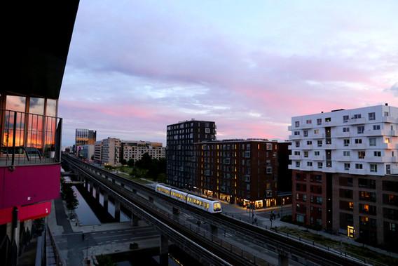 Metro i Ørestad