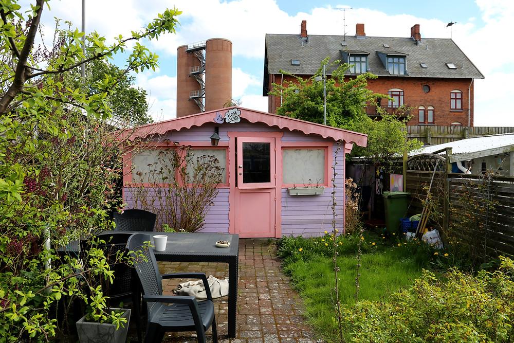 Hus i haveforeningen Vennelyst