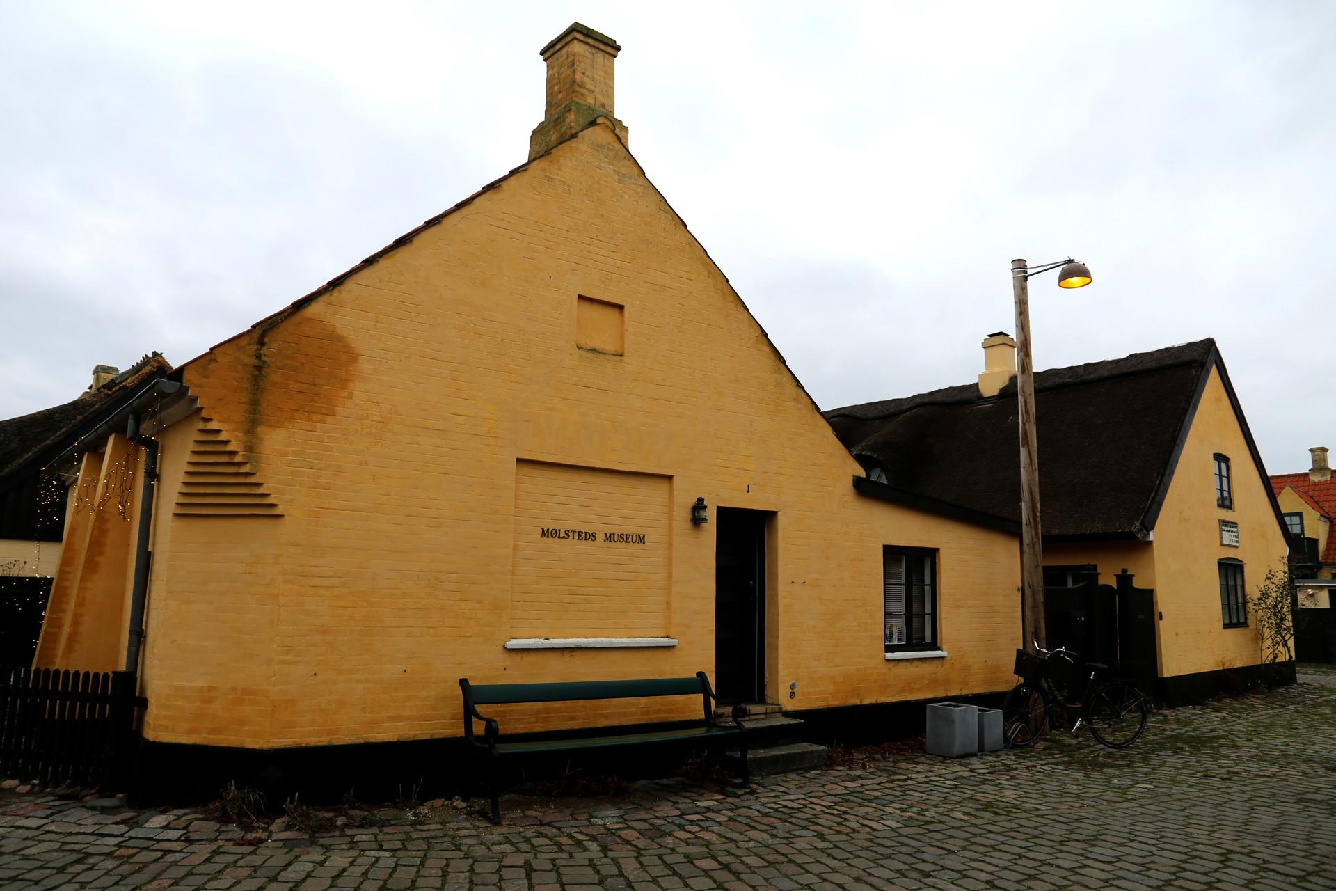 Mølsteds Museum i Dragør