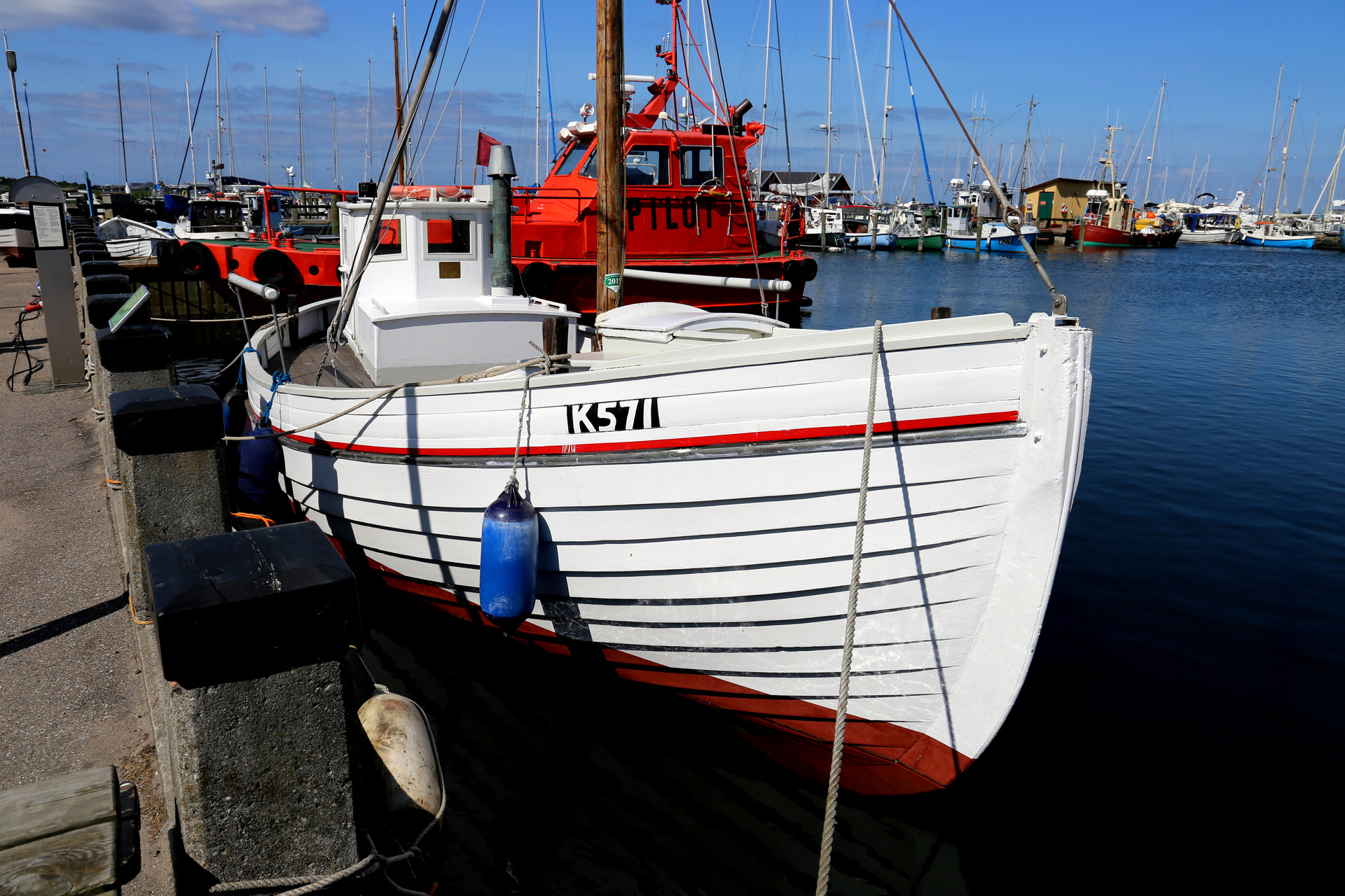Båden K571 Elisabeth