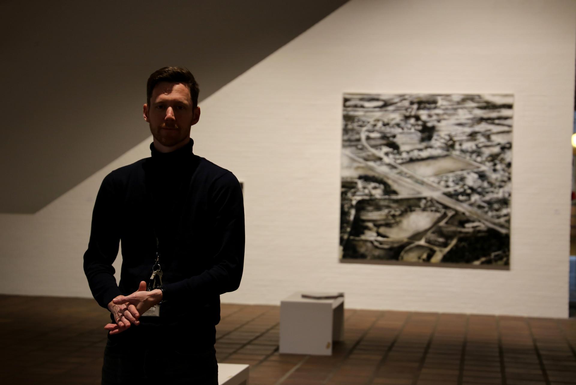 Museumsinspektør, Kristian Rasmussen
