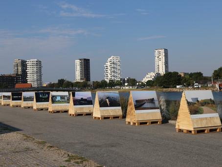 Fotoudstilling på Amager Strand