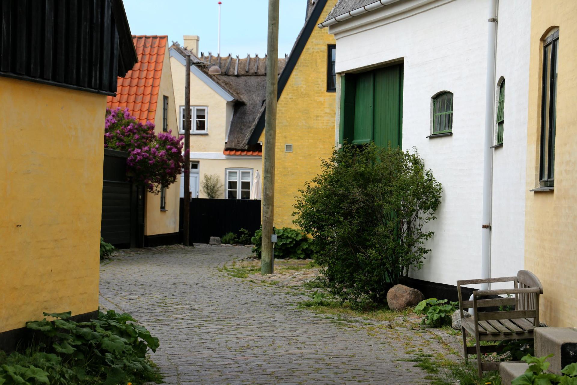 Den gamle by i Dragør