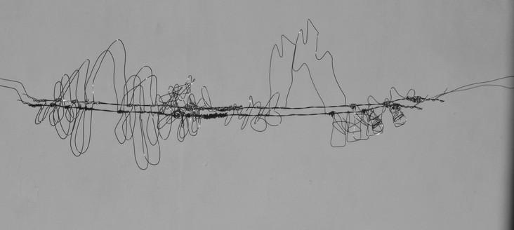 """Sound In Wire"""