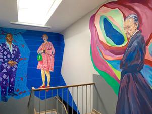 Mural Downham Market Academy