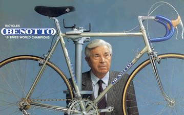 Giacinto Benotto Advert
