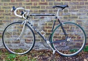Full bike - Non Drive Side