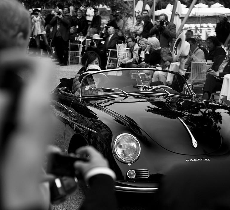 1957 Porsche 356 Speedster 17