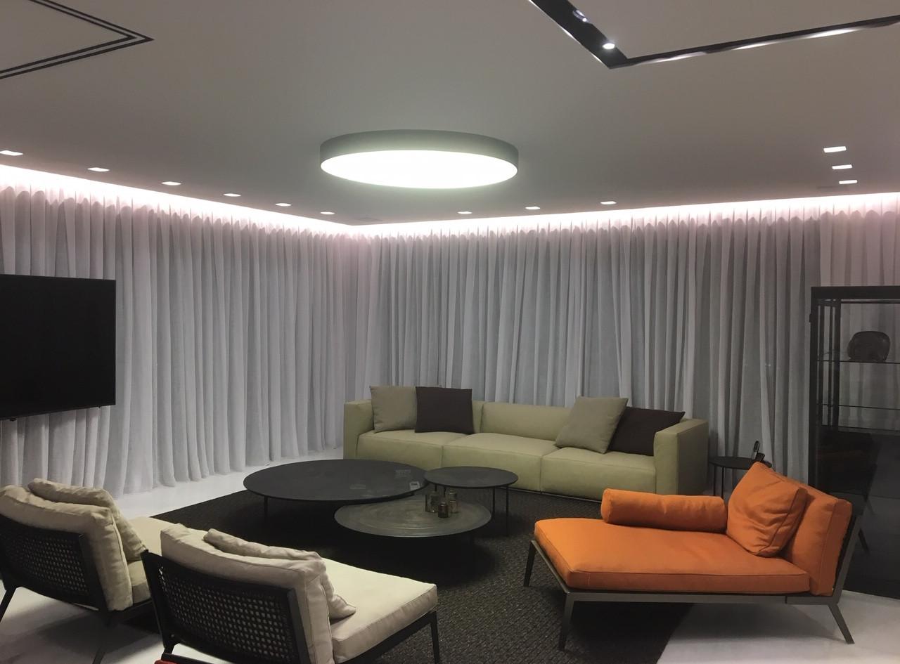 Nam Tower, living room