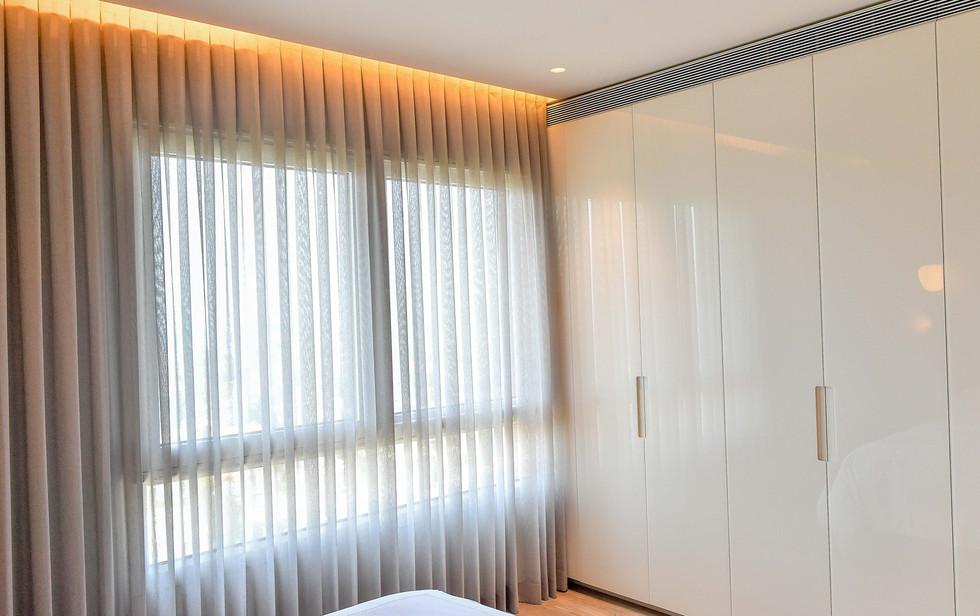 Gan Hair Tower, bedroom