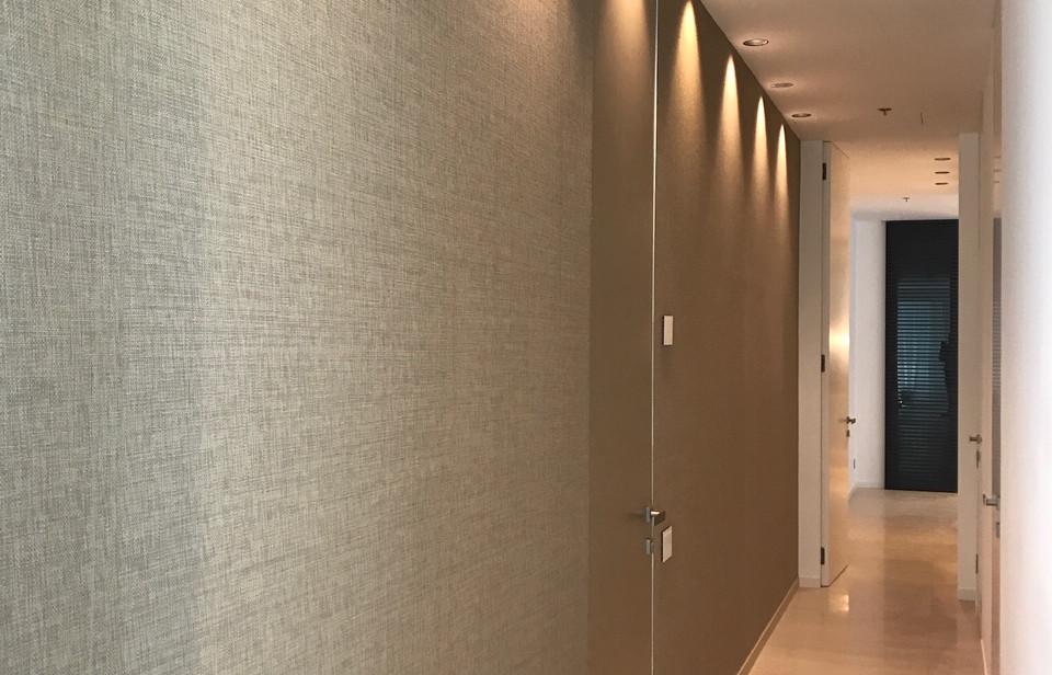 Rothschild blvd, walkway