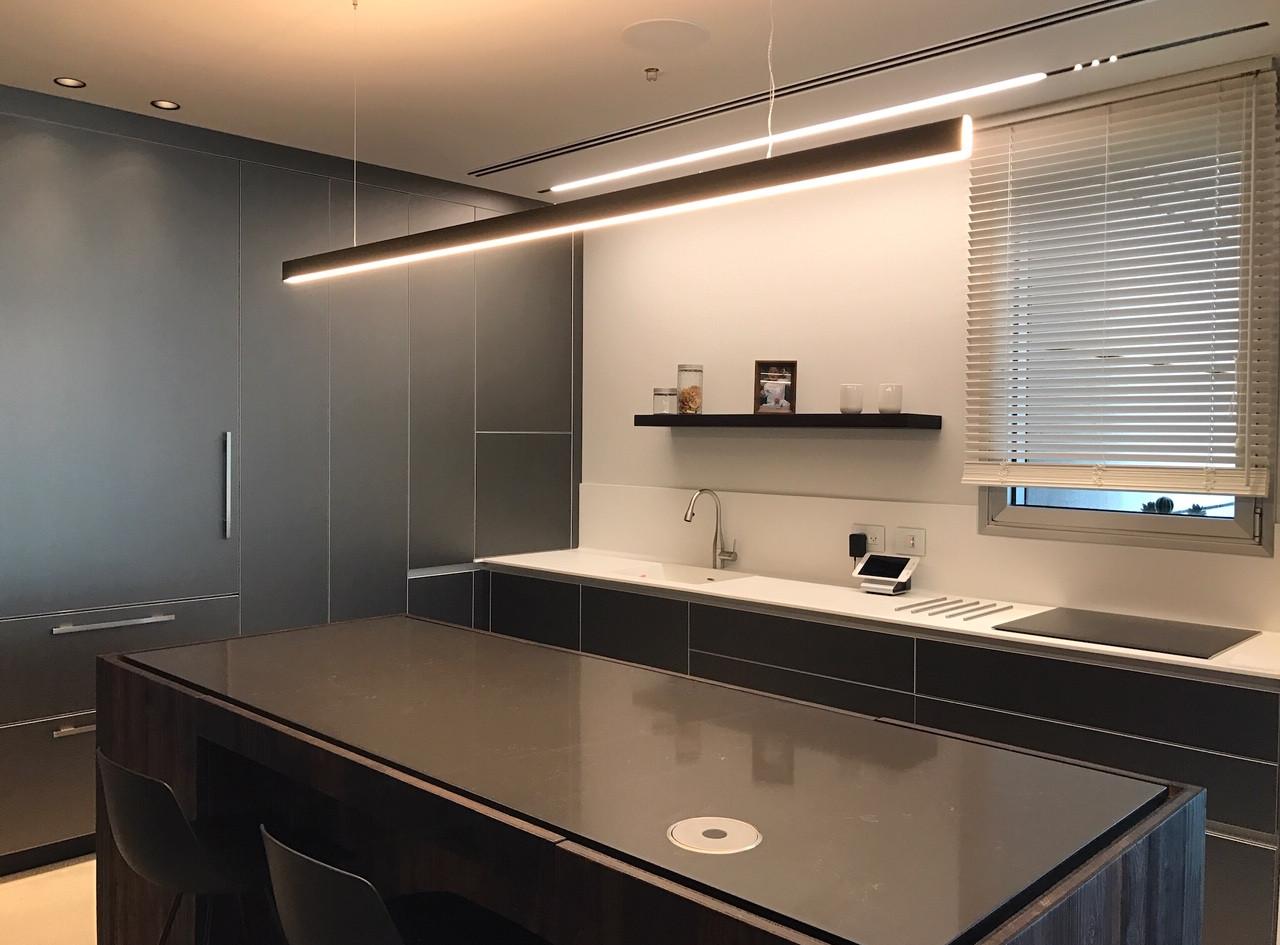 One Lustigman, kitchen