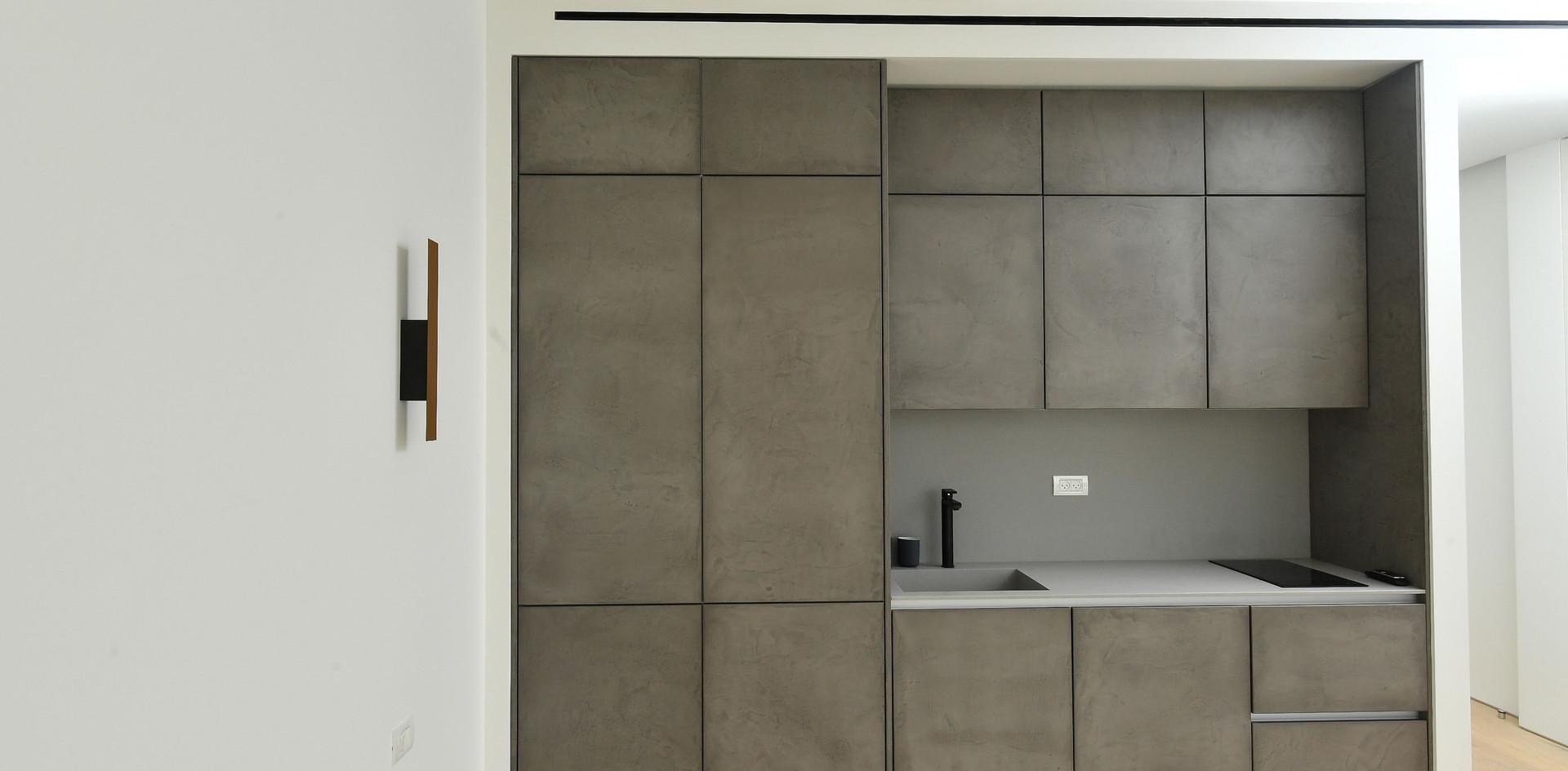 Meier Towe, living space