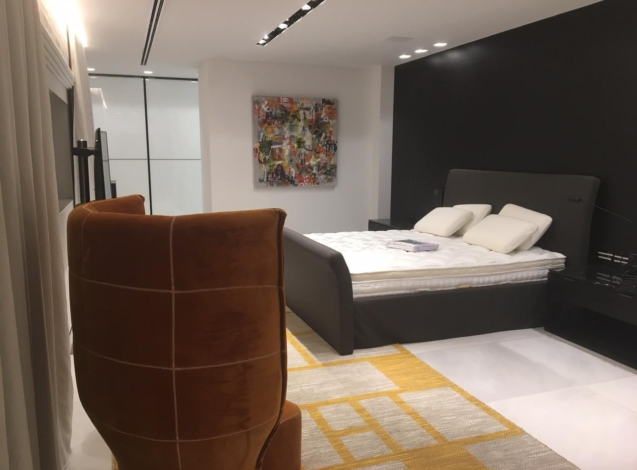 Nam Tower, bedroom