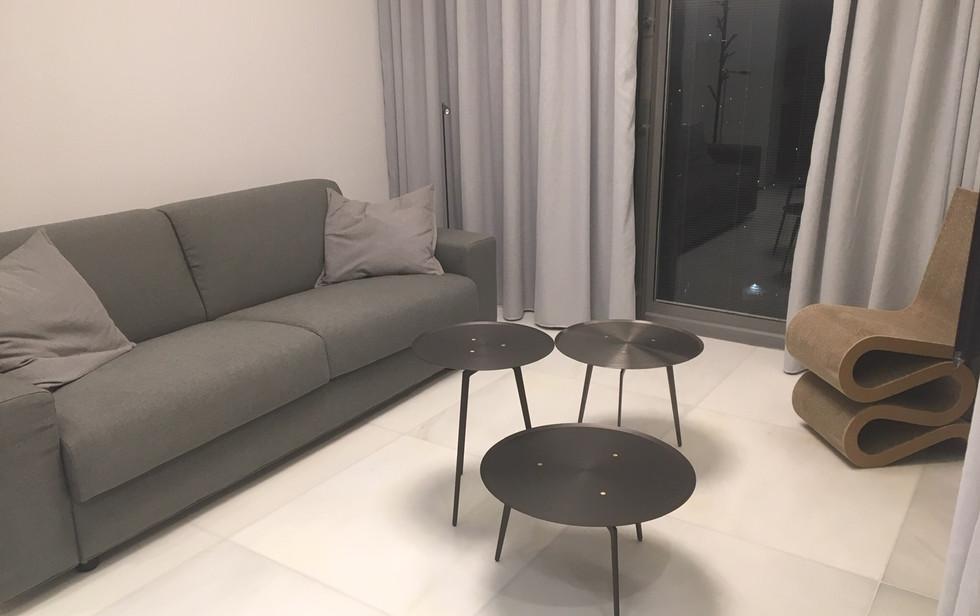 Nam Tower, living area
