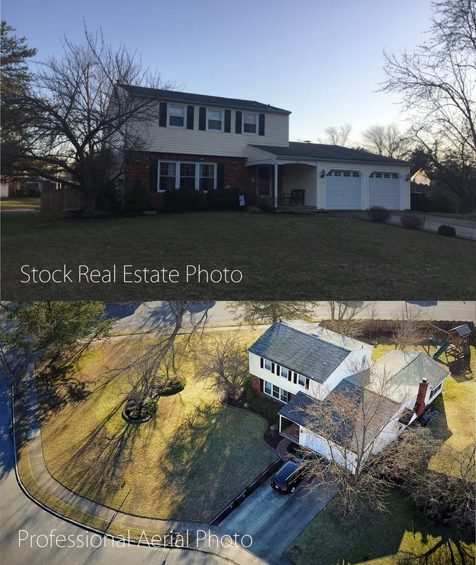 The Benefits of Aerial Photography for Real Estate Marketing