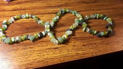 Triple Wrap Heart Chakra $17