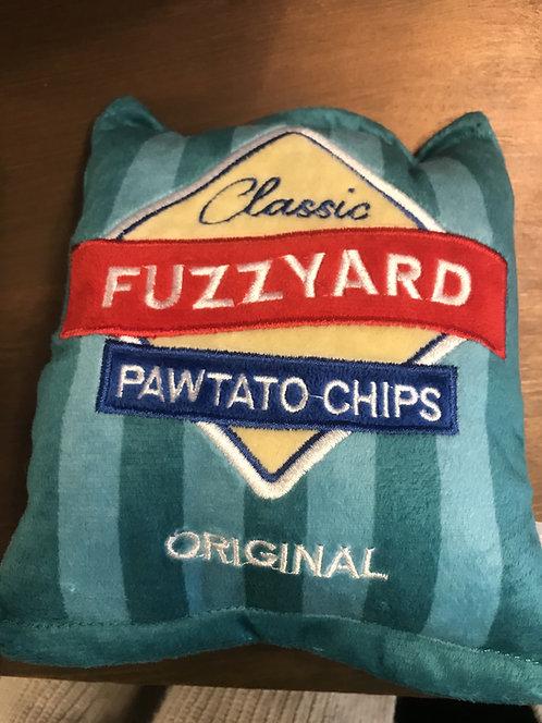 Pawtato Chips Dog Toy