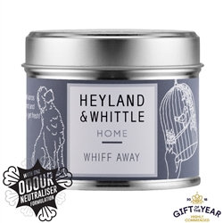 Whiff Away Odour Neutraliser Candle