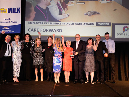 Award-Winning Staff Culture