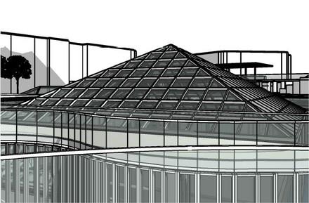 בית האדריכל - מבנה ציבור