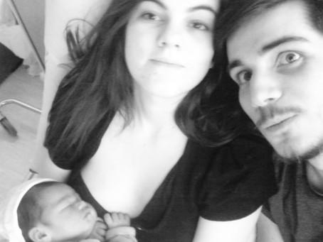 Récit accouchement Zoé