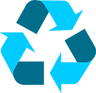 recycling-symbol-icon-twotone-light-blue