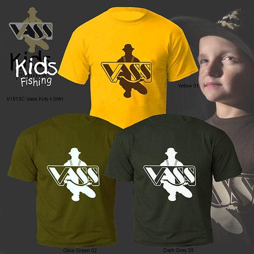 Vass Kids Fishing' T-Shirt