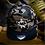 Thumbnail: Vass SnapBack Fishing Cap – Camo with Black Peak