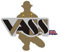 Vass Fishing Logo with yellow braces no