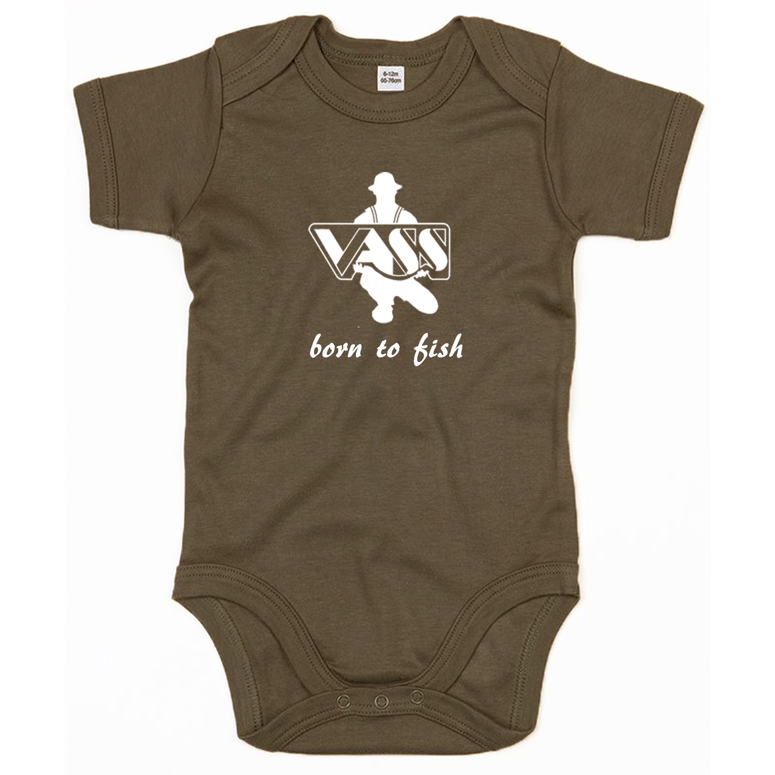 Vass V010 Vass born to fish baby Grow -