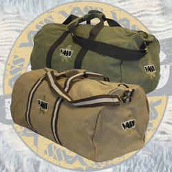 Vass Casual Bag (Holdall) - Sand & Khaki